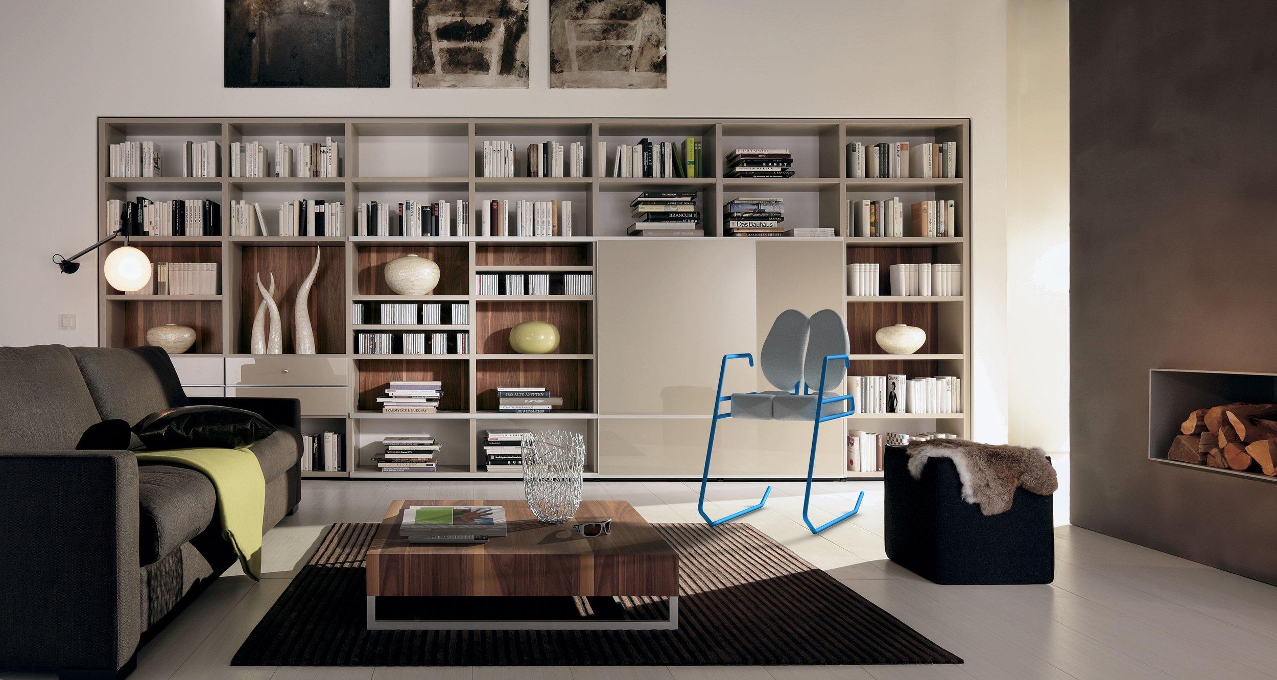 Industrial Design Chair Mockup