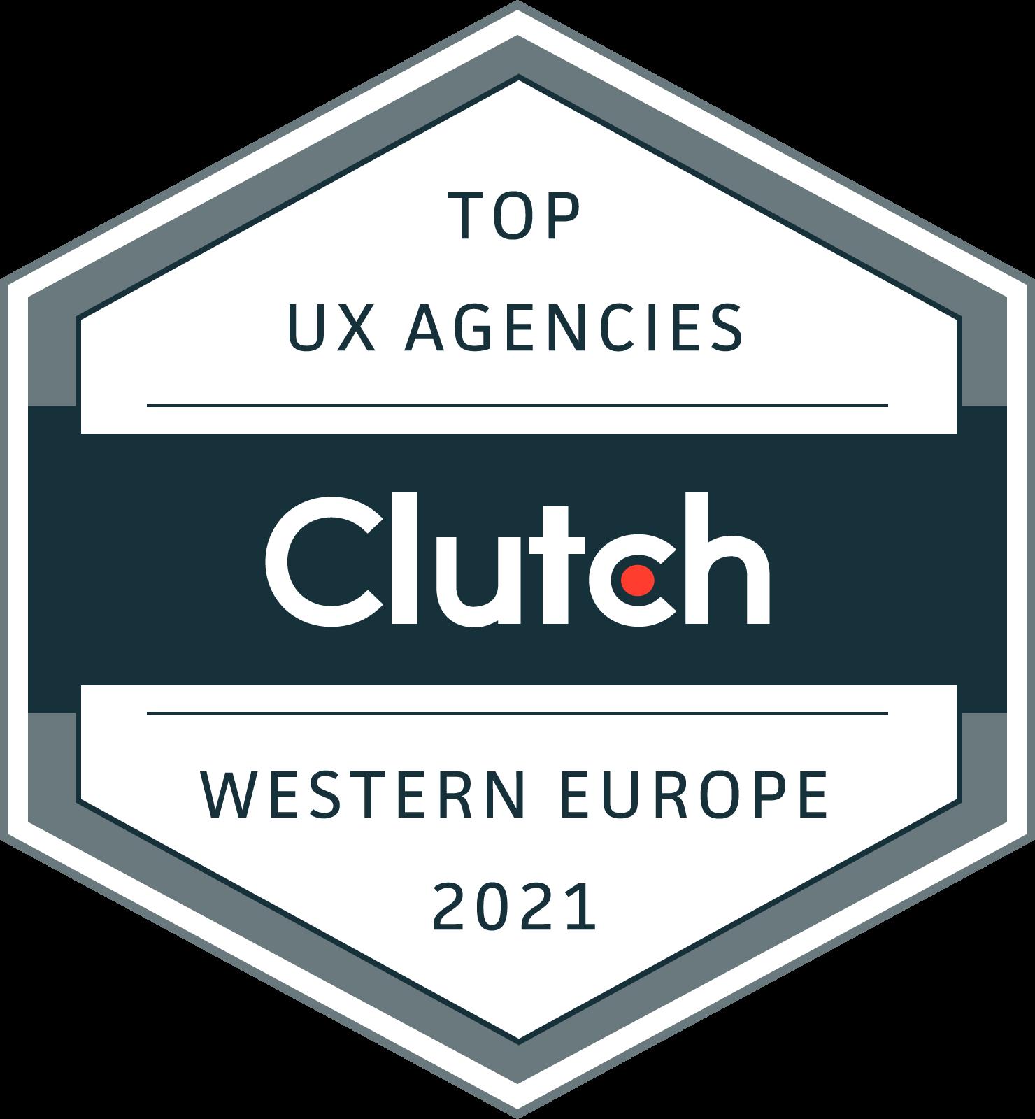 Top UX Design Agency Europe