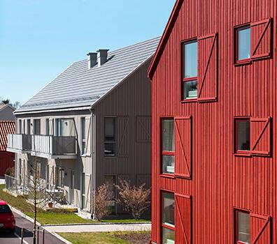 Bostadsrätter i Kullavik