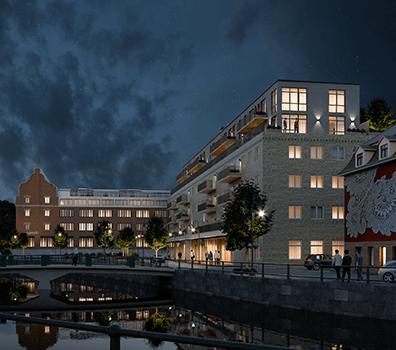 Kvarter Eko 10, Borås