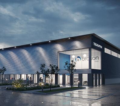 Logistik-och produktionsanläggning i Vårgårda