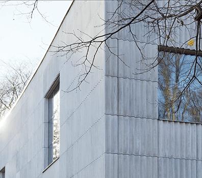 Nya Krematoriumet i Kviberg