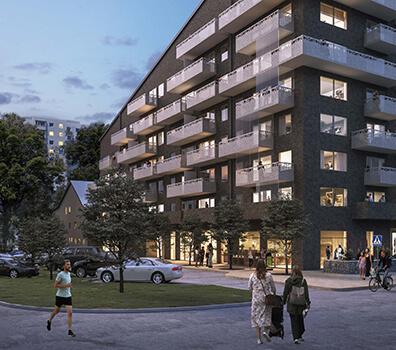 Nya Kvibergshuset