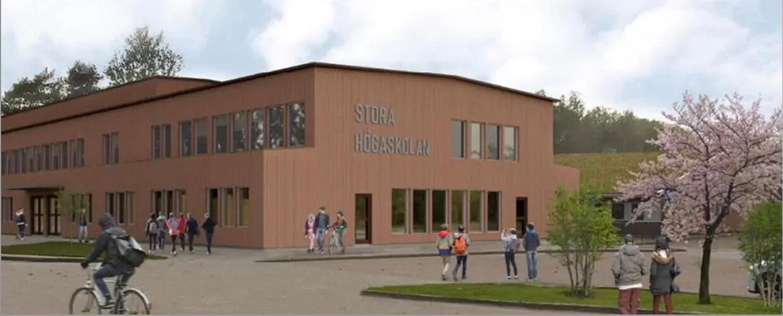 Stora Högaskolan i Stenungsund
