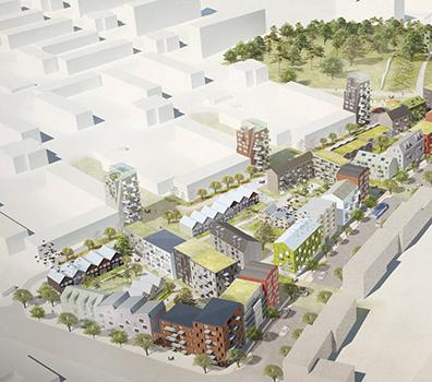 Kvarter 9 i Selma stad