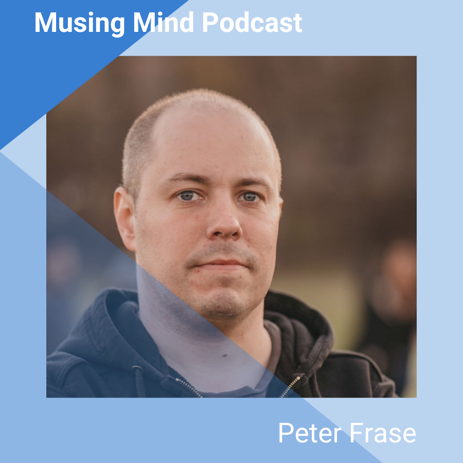 Peter Frase on the Musing Mind Podcast