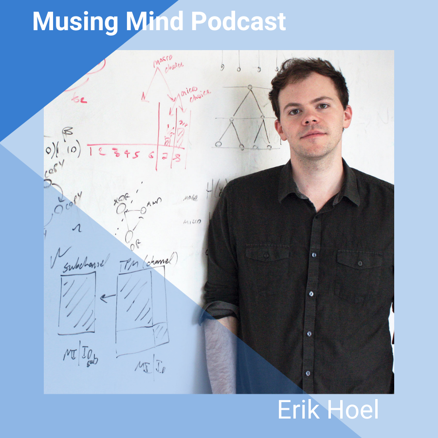 Erik Hoel on the Musing Mind Podcast