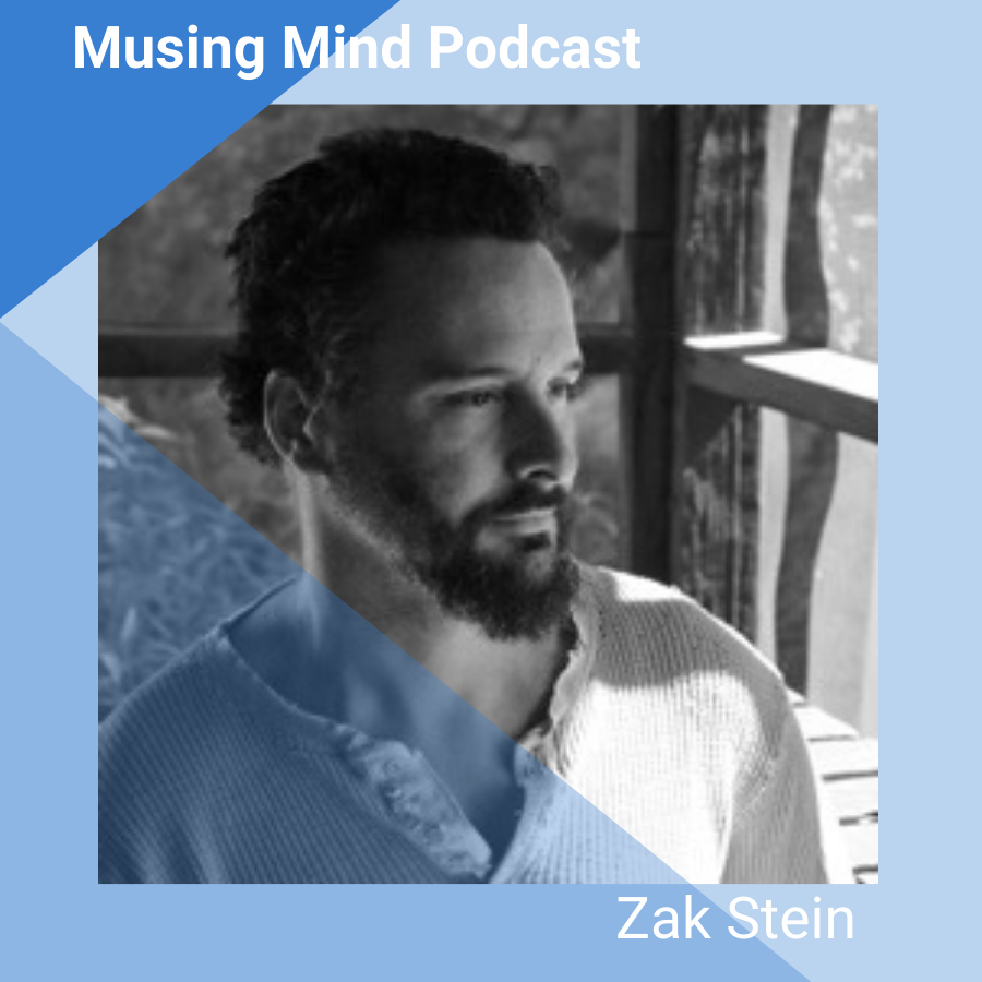 Zachary Stein on the Musing Mind Podcast