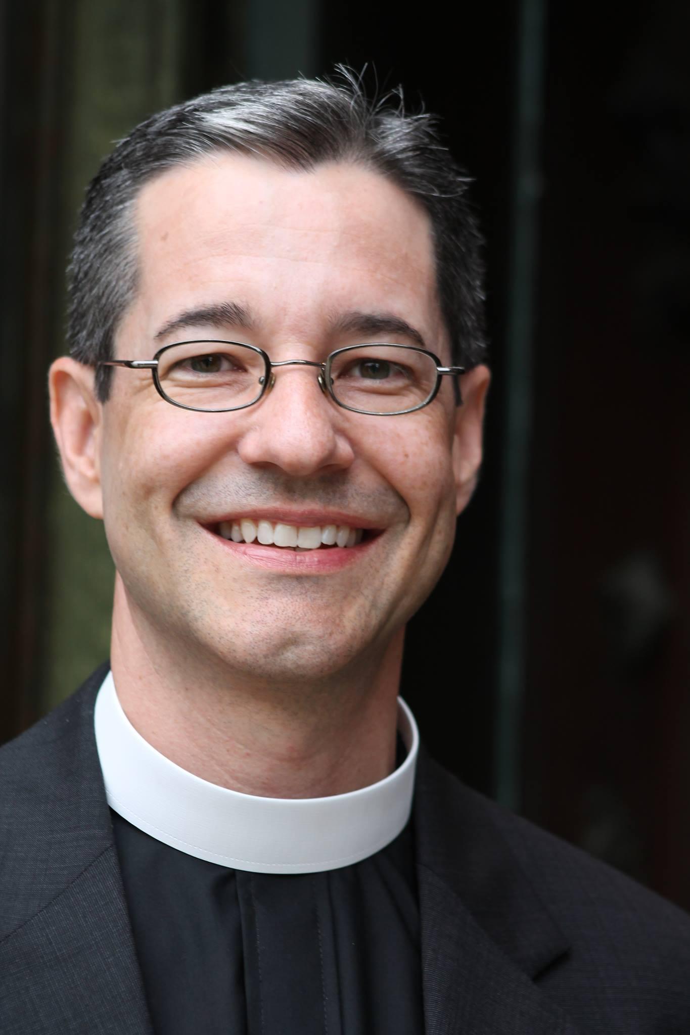 —Rev. Anthony Jones, Long Island NY, '20