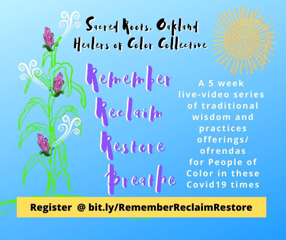 Remember Reclaim Restore Breathe