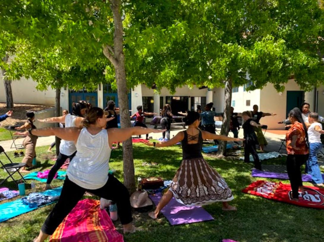 People of Color Healing Retreat