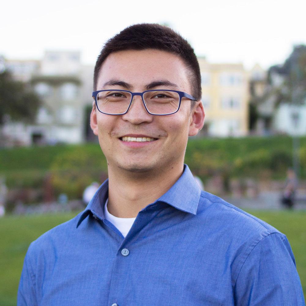 —Justin Talbott, immigrant rights advocate, San Francisco, '16