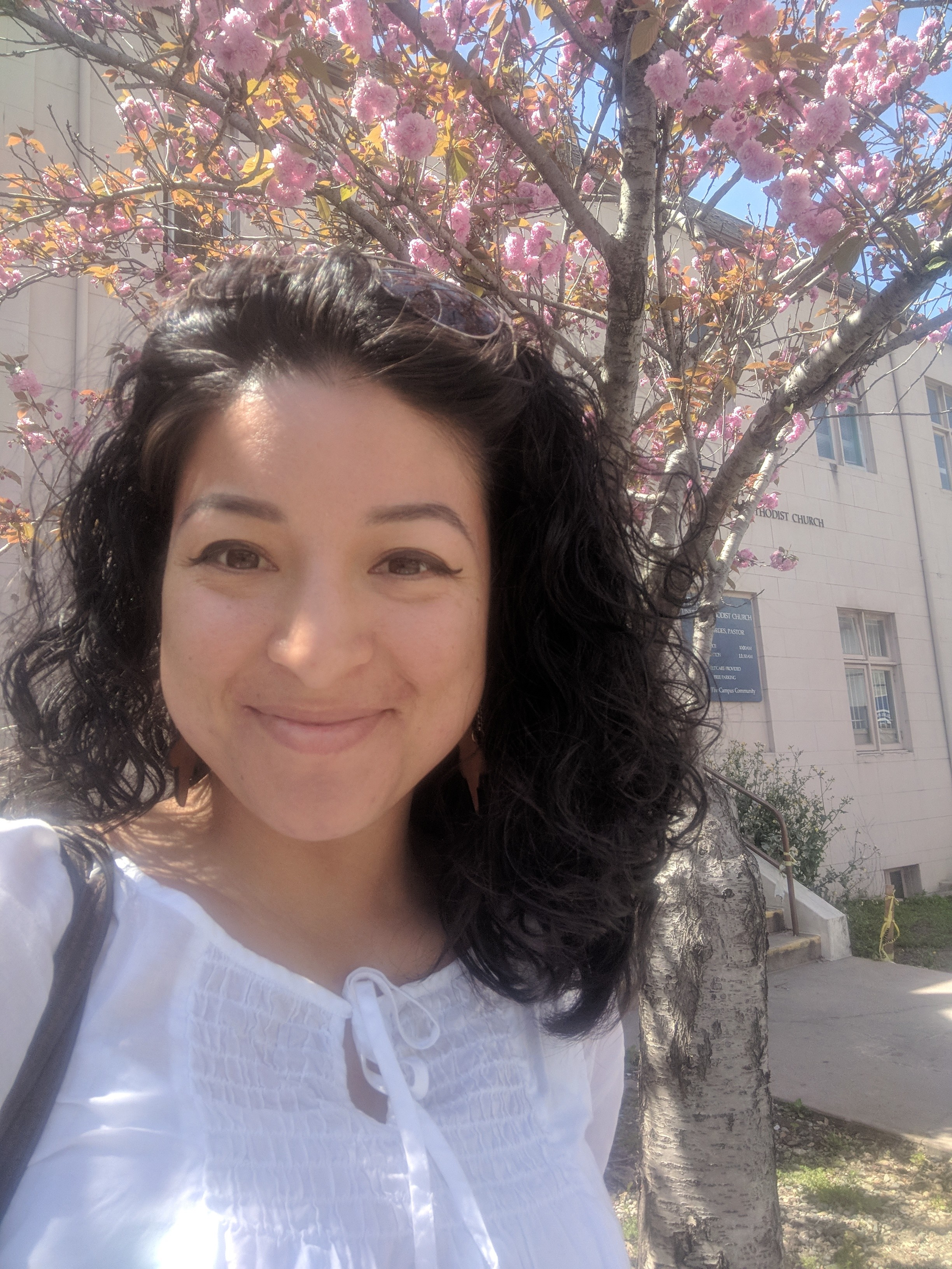 —Jessica Lopez, Interpreter Program Manager, Partnerships for Trauma Recovery, Berkeley. '12 & '14
