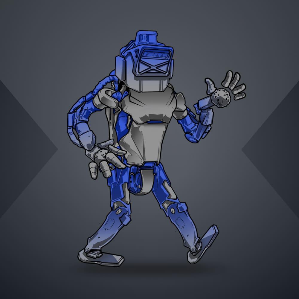 2d robot