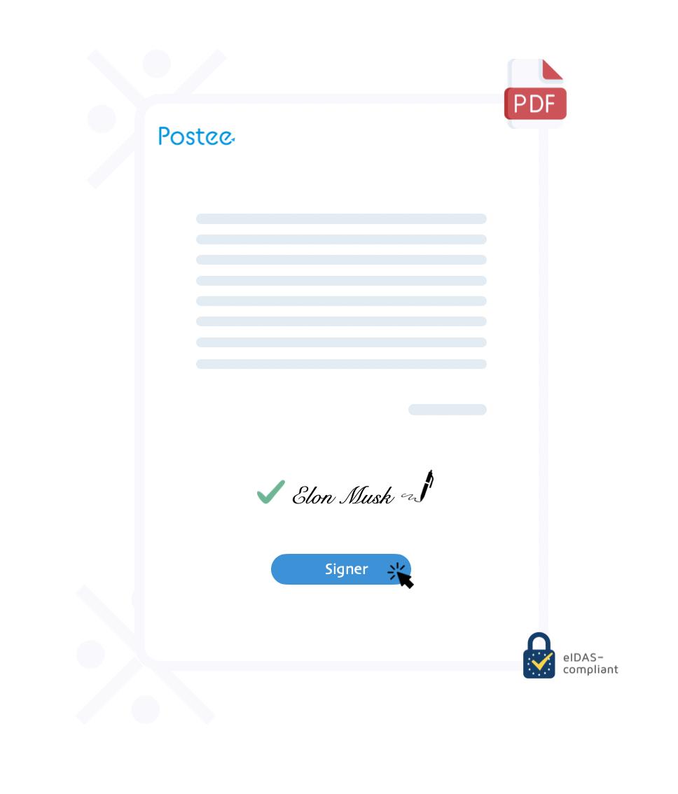 Signature électronique sans abonnement, ni engagement