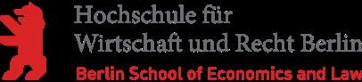 Hochschule für Wirtschaft und Recht Berlin Logo