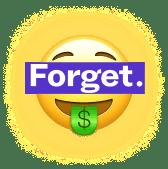 Forget.finance Emoji