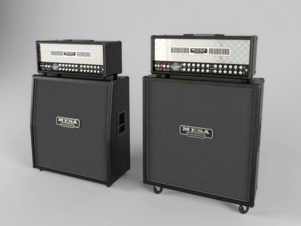 Two Meda Bookie Amplifiers