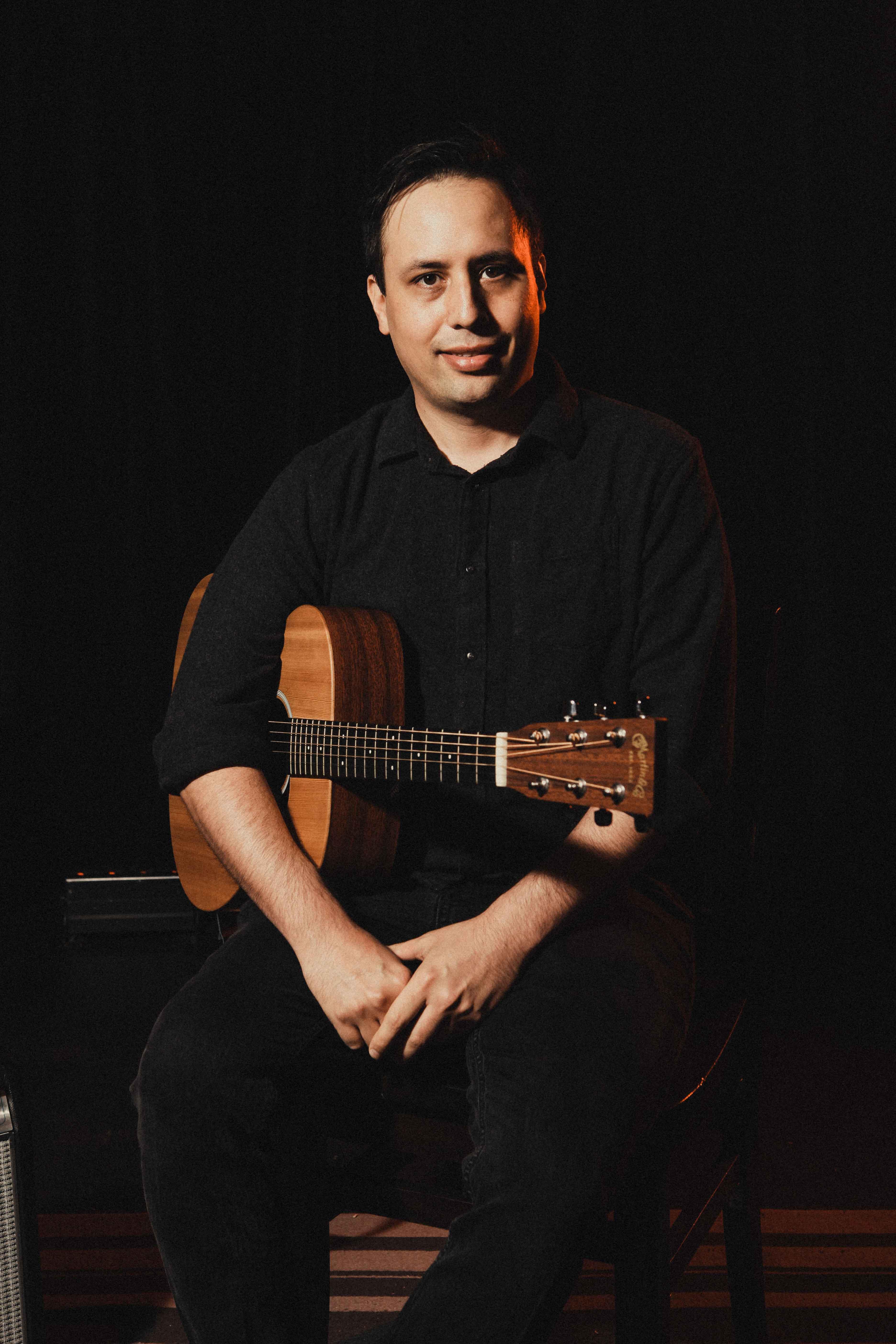 Photo of Sean Bradbury