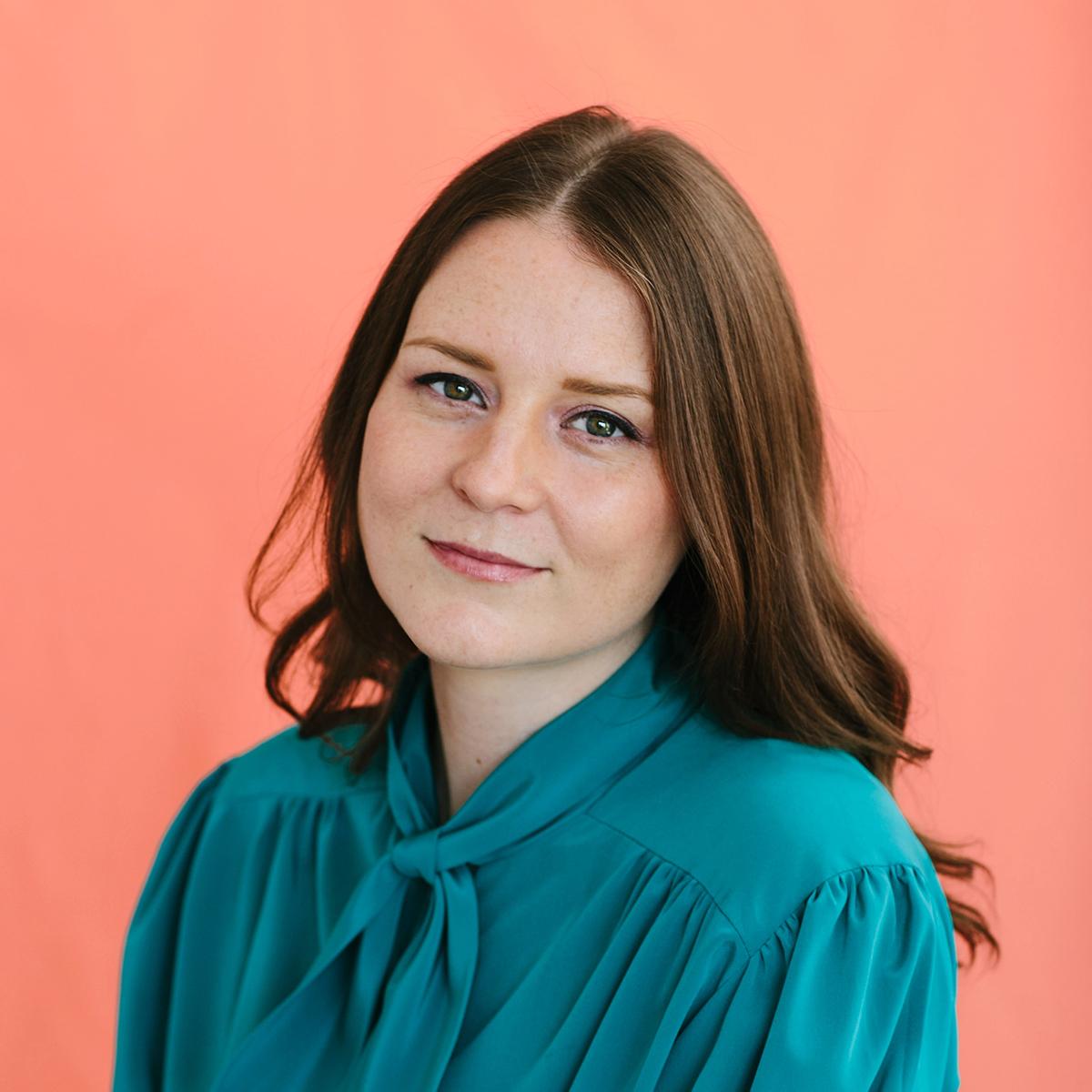 Portrait of Amanda Morrow