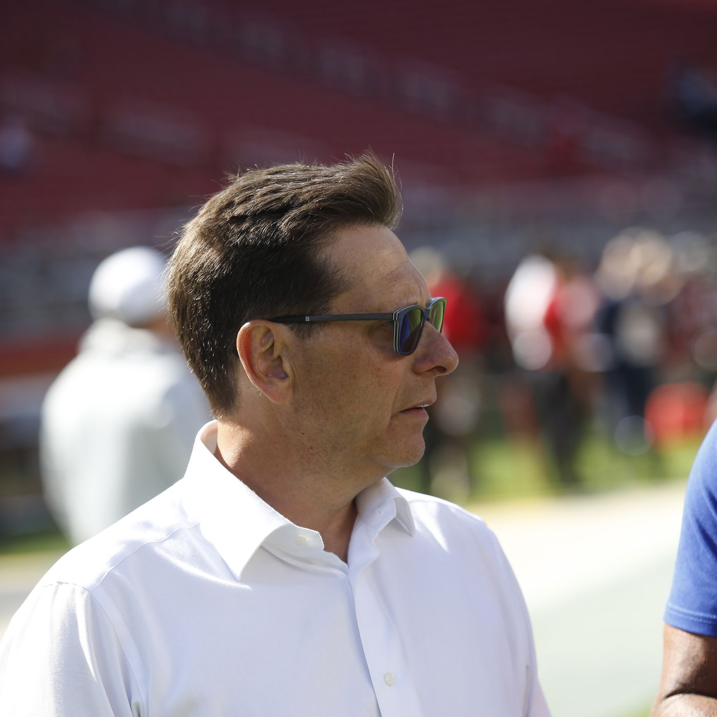Greg Papa's excitement calling 49ers games is contagious - Niners ...