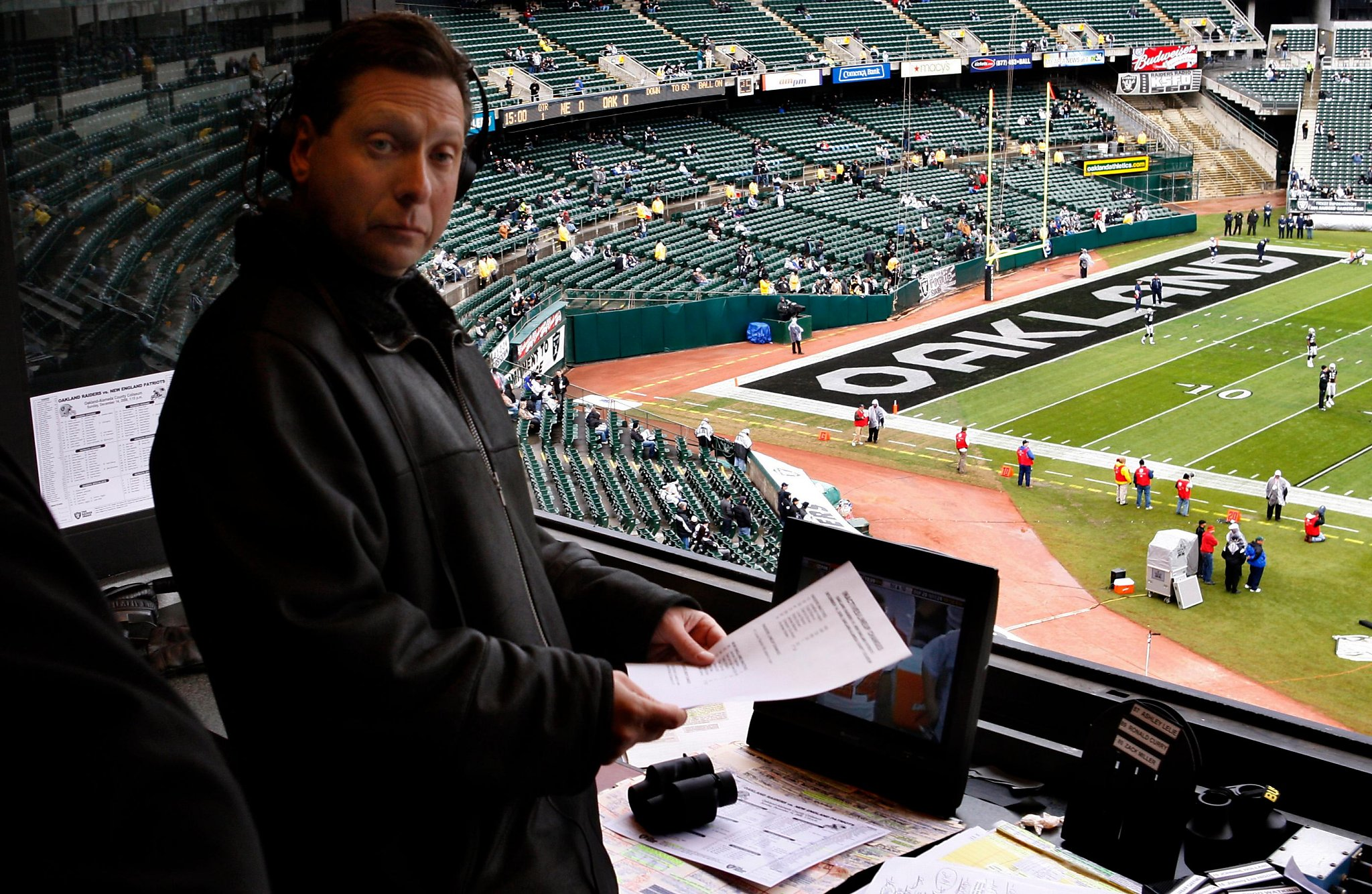 Raiders' firing of Greg Papa latest indignity for Oakland sports ...