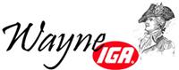 Wayne IGA Logo
