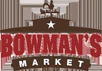 Bowman's Market Logo