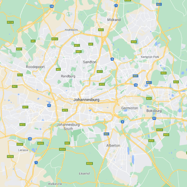 Our plumbers are dispatches within 10 minutes within the city of Johannesburg