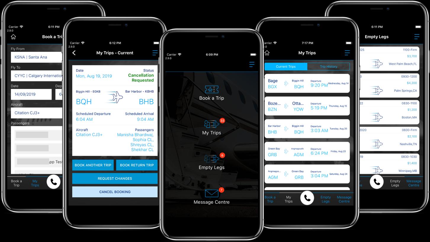Mobile App Development iOS & Android