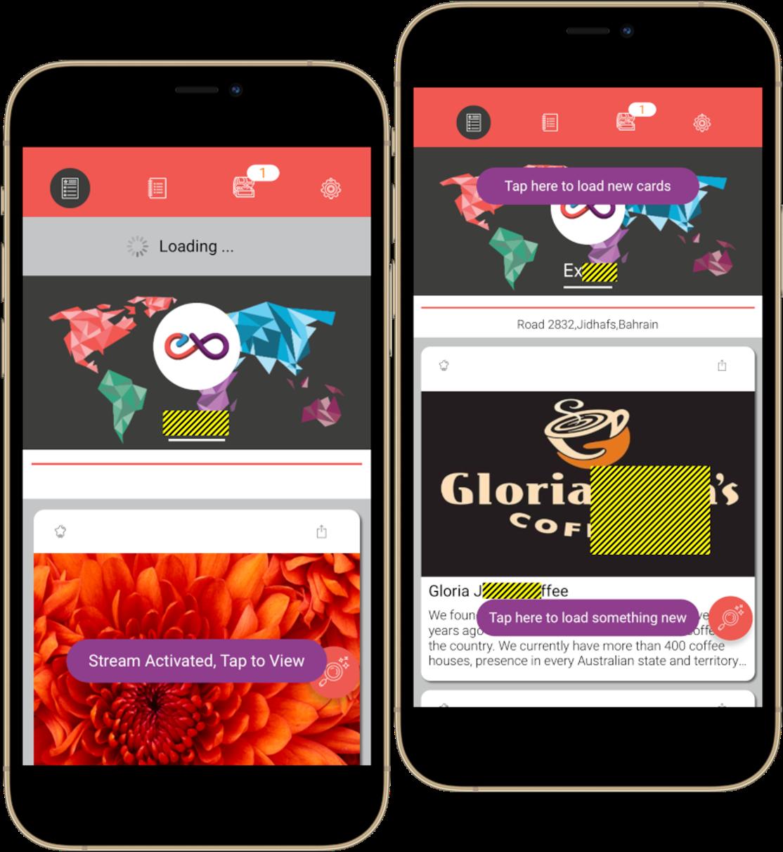 Proximity Marketing(using GPS & BLE Beacons)