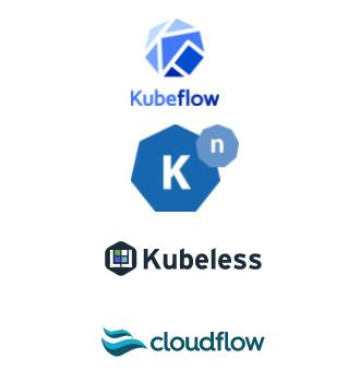 Serverless, MLOps and pipelining   K8 Stack