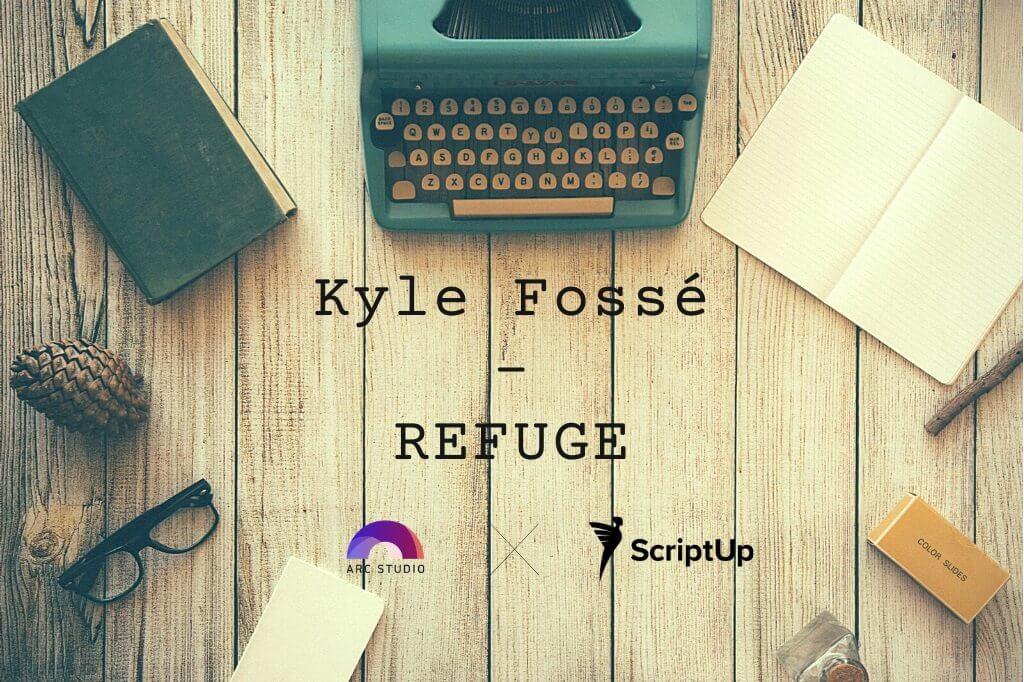 Coverage: REFUGE by Kyle Fossé