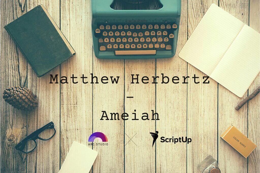 Coverage: AMEIAH by Matthew Herbertz