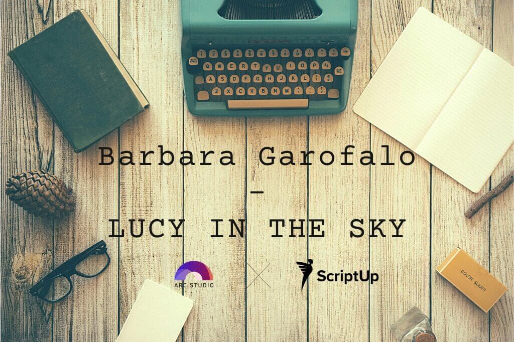 Coverage: LUCY IN THE SKY by Barbara Garofalo