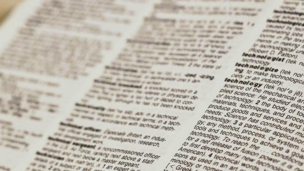 20 Screenwriting Terms Every Writer Needs To Know