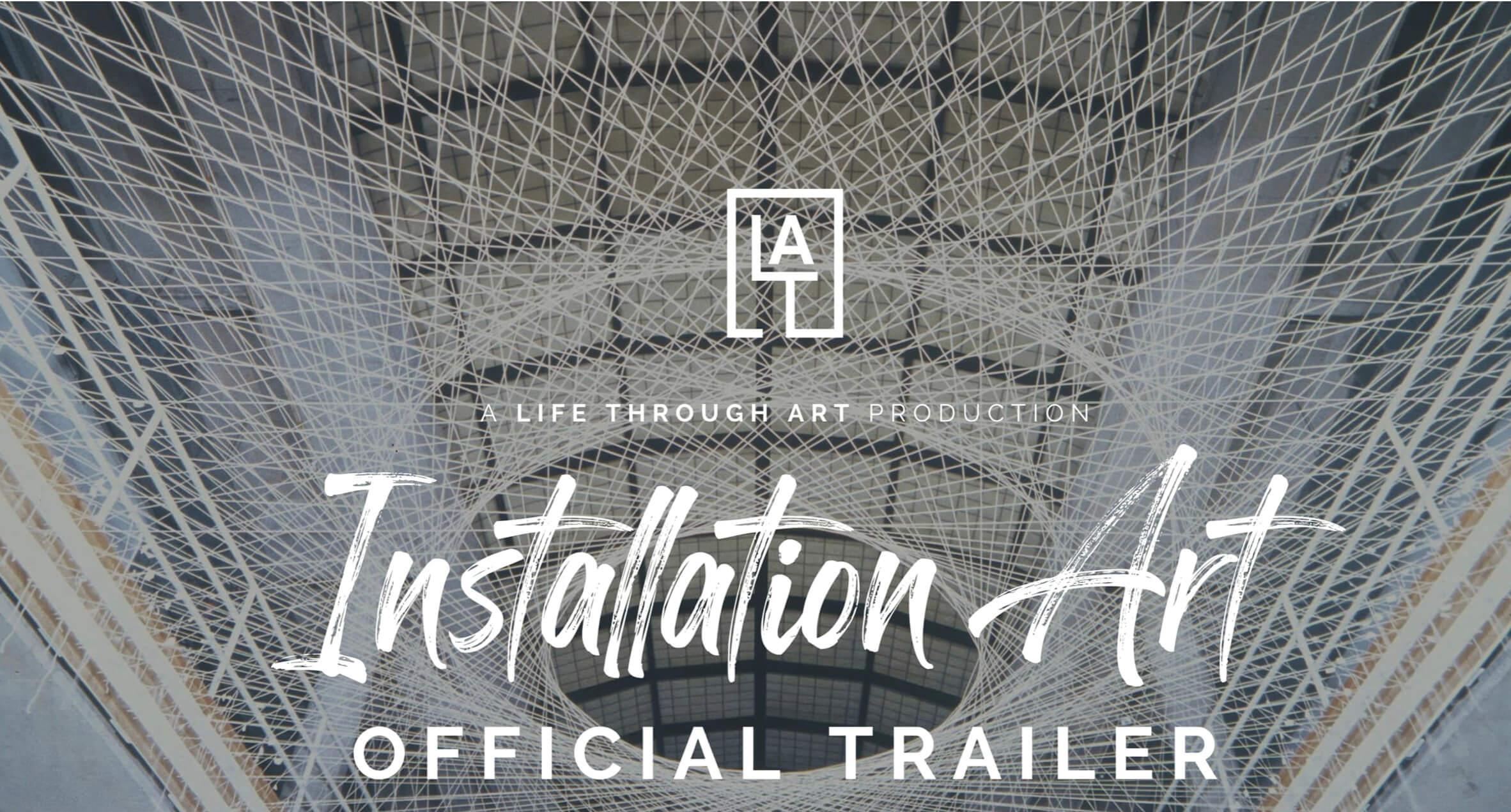 Documentary Film - Annette Lawrence: Installation Art