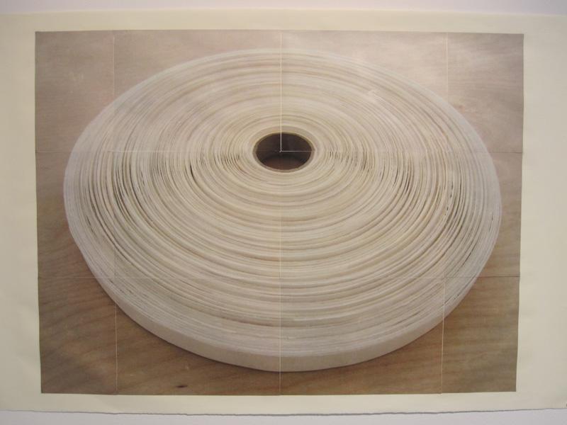 Reels Strips and Rubbings 2010 - 2012