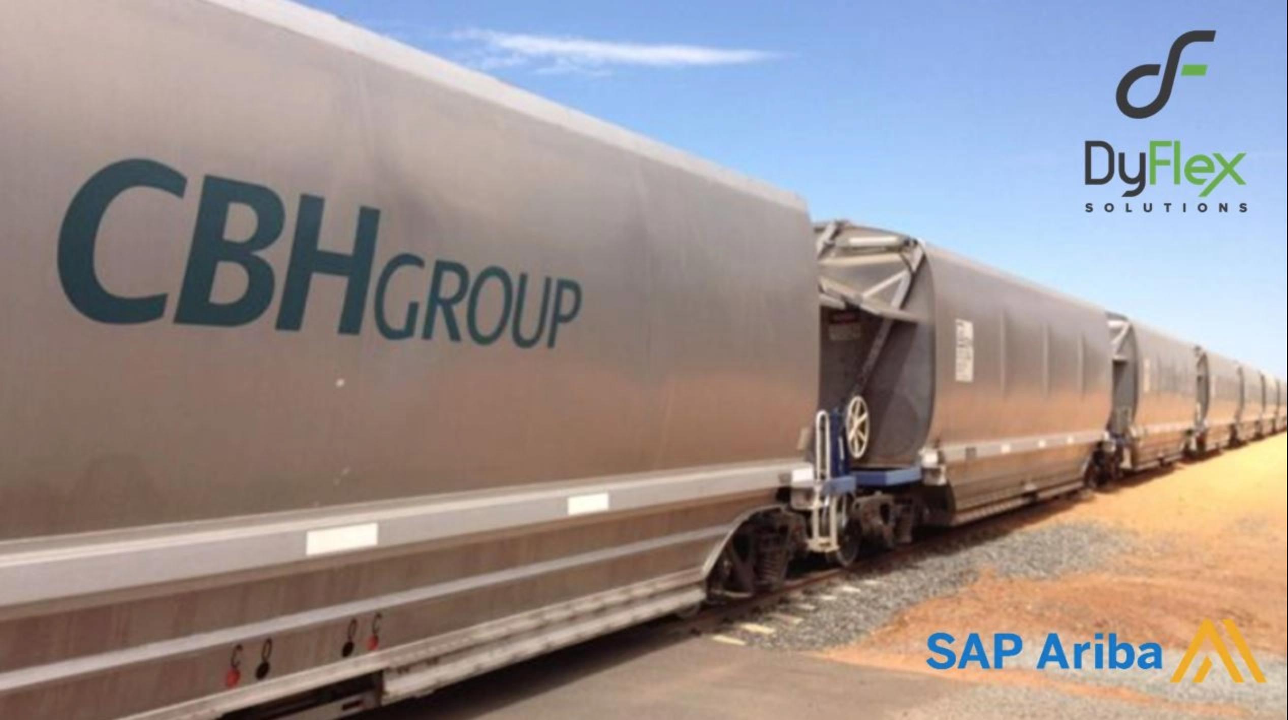 CBH Group Procurement Transformation with SAP Ariba
