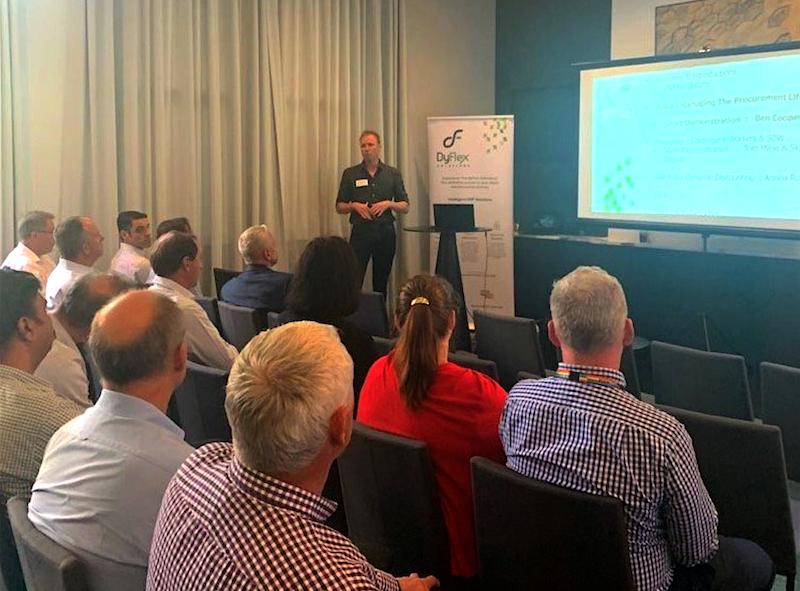 DyFlex Solutions & SAP host SAP Ariba and Fieldglass Adelaide event.