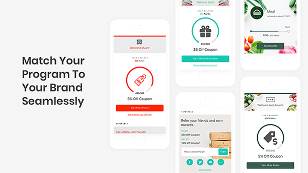 Reward  With Smile_io Apps