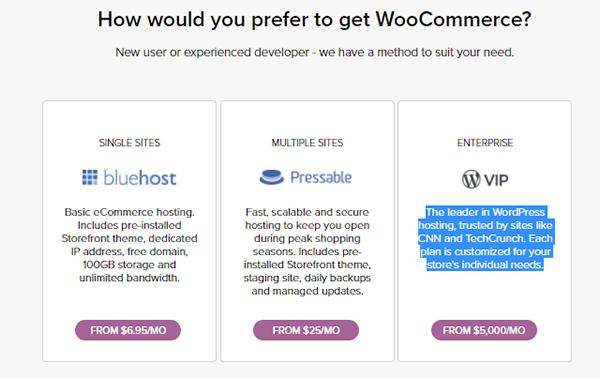 Shopify Woocommerce Options