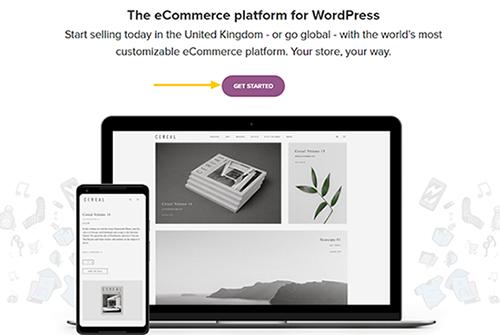 Shopify Woocommerce Setup