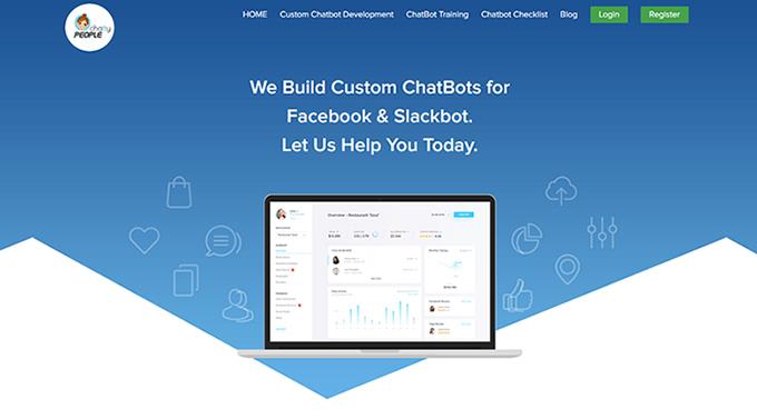Chatty people Screenshot