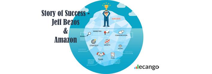Success and Tip of Iceberg Amazon