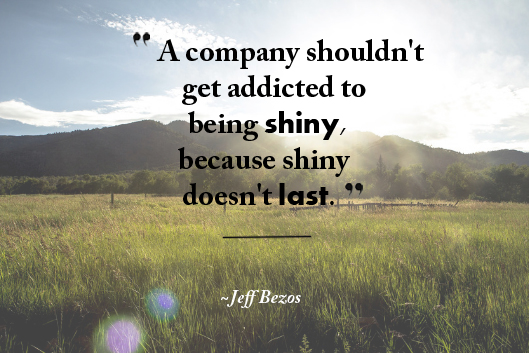 Quote from Jeff Bezos