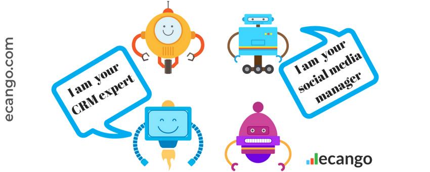 Marketing Automation Robot Candidates