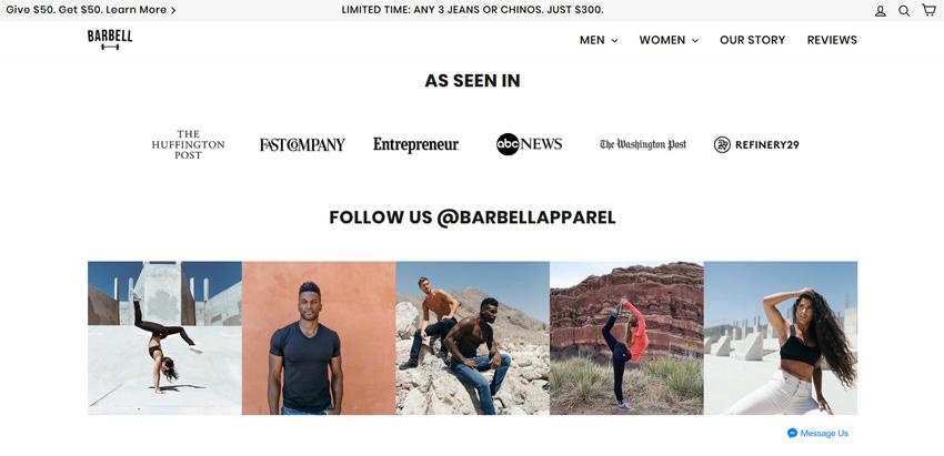 Carbellapparel -Screenshot