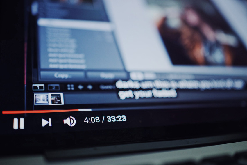 IGTV -on screen