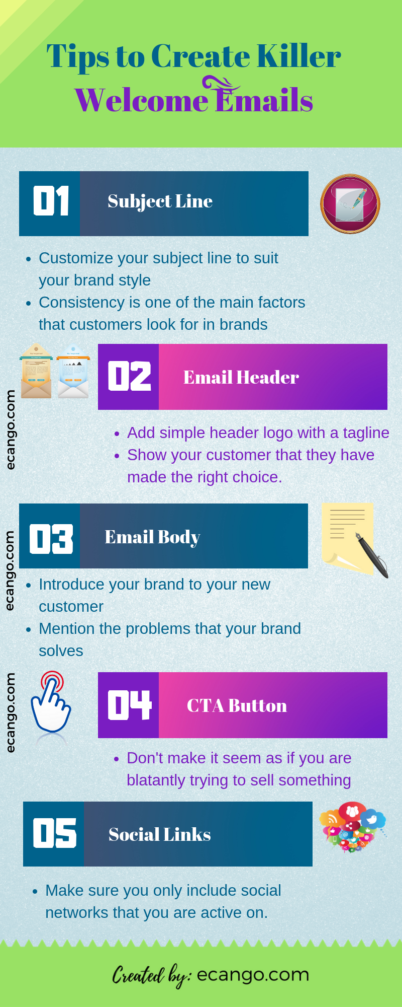 Create killer welcome emails-How to